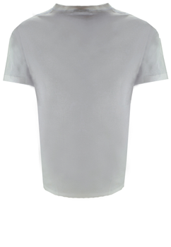 Dubbelpack t-shirt met ronde hals en korte mouwen. Perfect voor onder een overhemd of gewoon als t-shirt. Soepel vallend katoen dat zacht aanvoeld.