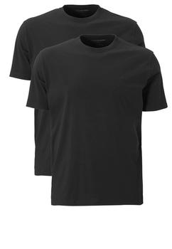 T-shirt  ronde hals duopack