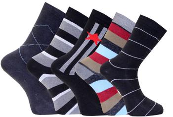 5-pack Capital sokken -  - Melvinsi