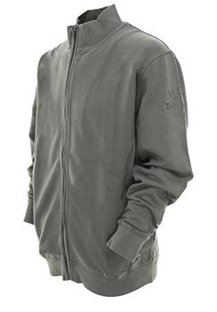 Met dit vest van Kitaro bent u altijd stijlvol gekleed. Door de soepele kwaliteit van de stof en de elastische kraag, mouwboorden, tailleband en twee steekzakken is dit een zeer prettig draagbaar vest. Het vest heeft washlook.