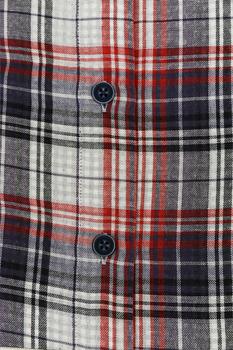 Mooi easy care overhemd van Mr. Marten. Casual fit, iets getailleerd hemd met wide spread kraag.