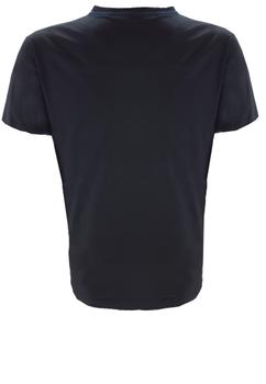 Voor een basic t-shirt met een extra gekleurd accent moet u bij het merk North 56°4 zijn. Door de grote print met één extra sterk kleuraccent in de print is dit een opvallend t-shirt zonder er echt uit te springen.