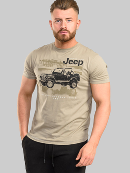 "T-shirt ""Wolverton"" Official Jeep Print -  - Melvinsi"
