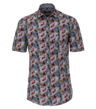 casual overhemd met print -  - Melvinsi