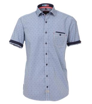 Casa Moda Overhemd met korte mouw  -  - Melvinsi