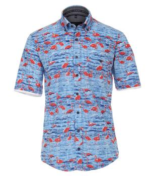 Casa Moda Overhemd - Piquet -  - Melvinsi