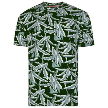KAM T-shirt - Floral Tee Khaki -  - Melvinsi