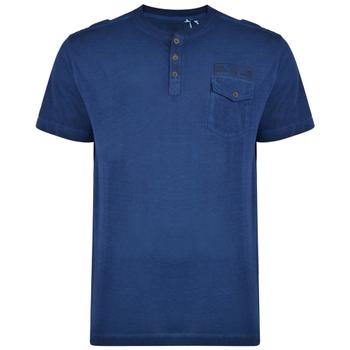 KAM T-shirt - Button Up Denim -  - Melvinsi