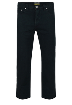 KAM Stretch Jeans Black