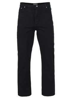 Regular Fit Jeans Black -  - Melvinsi