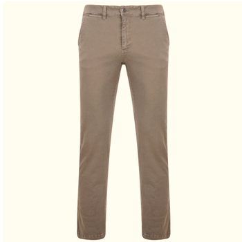 Stretch Chino Khaki