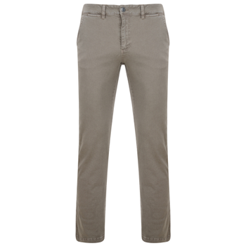 KAM Stretch Chino Khaki