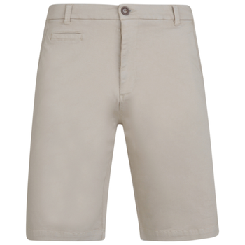 KAM Short Chino Stretch Stone -  - Melvinsi