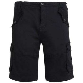 KAM Short Stretch Cargo Black -  - Melvinsi