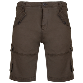 KAM Short Stretch Cargo Khaki -  - Melvinsi