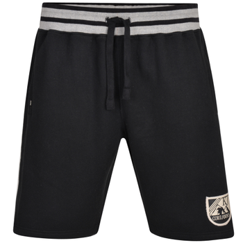 KAM Jogging Short Stripe Elastic Black -  - Melvinsi