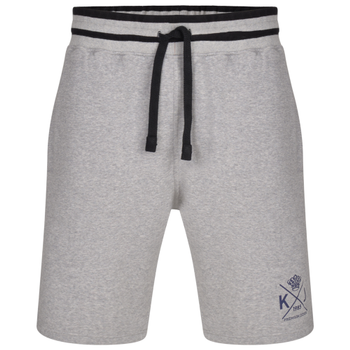 KAM Jogging Short Crown Grey