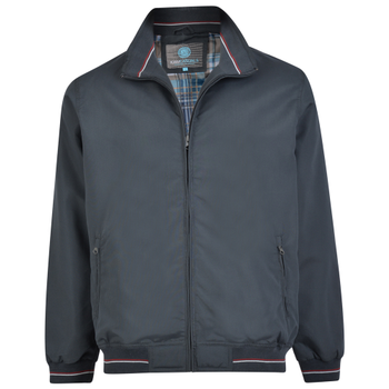 KAM Lightweight Harrington Jacket Navy -  - Melvinsi