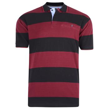 Rugby Stripe Polo -  - Melvinsi