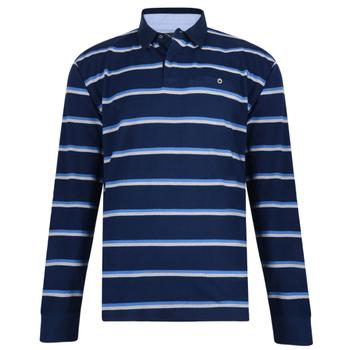 Jersey Stripe Polo -  - Melvinsi