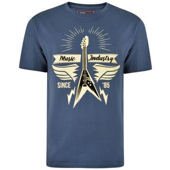 "T-Shirt "" Music Industry"" -  - Melvinsi"