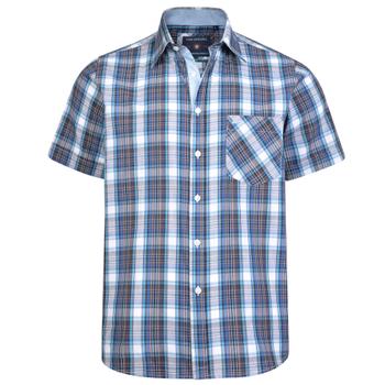 KAM Overhemd Check