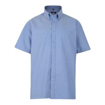 KAM Overhemd SS Oxford Demin -  - Melvinsi