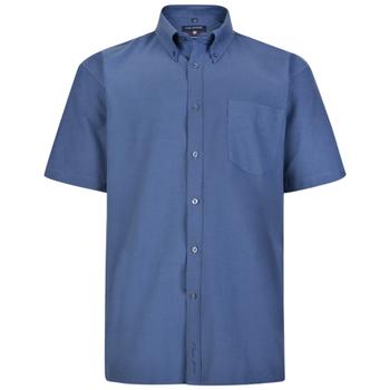 KAM Overhemd SS Oxford Navy -  - Melvinsi