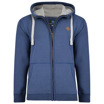 KAM Hoody Casual Soft Touch Demin -  - Melvinsi