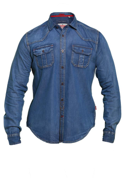 Jeans overhemd -  - Melvinsi