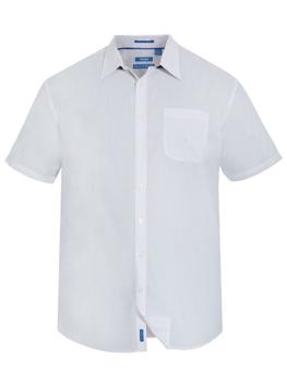 D555 Overhemd met korte mouwen -  - Melvinsi