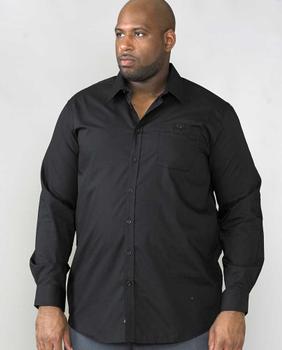 D555 Overhemd met lange mouwen