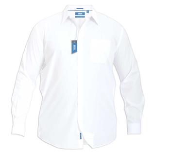 D555 Overhemd lange mouwen -  - Melvinsi