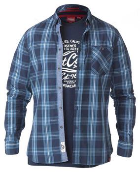 T-shirt en Overhemd combi -  - Melvinsi