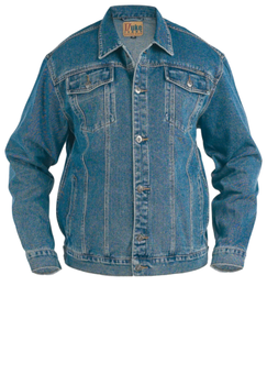 DUKE LONDON Denim jacket -  - Melvinsi