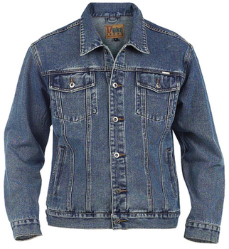 Denim Jacket -  - Melvinsi