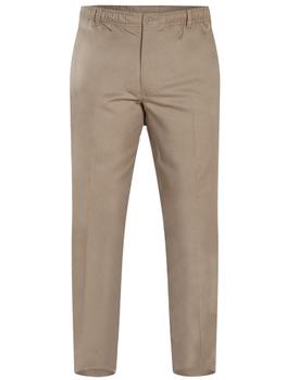 D555 Pantalon met volledig elastische band -  - Melvinsi