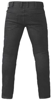 Zwarte stretch Jeans met knoop- en ritssluiting, 2 steekzakken met 1 muntzakje, 2 open zakken en een logo op de achterkant van de tailleband. Gemaakt van extra zachte stretch katoen voor fantastisch draagcomfort.