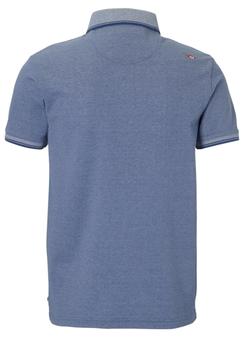 Frisse zomers poloshirt van D555 in een licht blauwe uitvoering. Dit shirt is ideaal te combineren met diverse soorten jeans en shorts. Perfect voor het voorjaar- en zomerseizoen.
