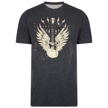 T-shirt Rock 'n Roll Guitar -  - Melvinsi