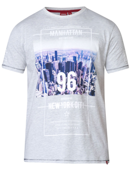 T-Shirt Manhattan -  - Melvinsi