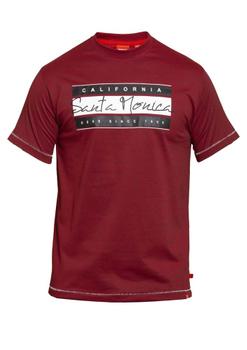 T-Shirt Santa Monica -  - Melvinsi