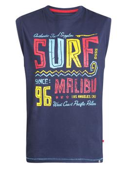 Tanktop - Surf Hemdshirt -  - Melvinsi