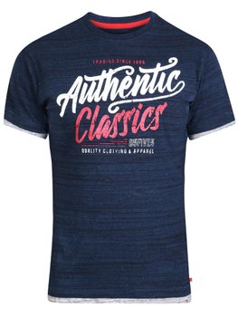 T-Shirt Authentic Classic -  - Melvinsi