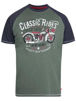 T-Shirt Classic Rides -  - Melvinsi