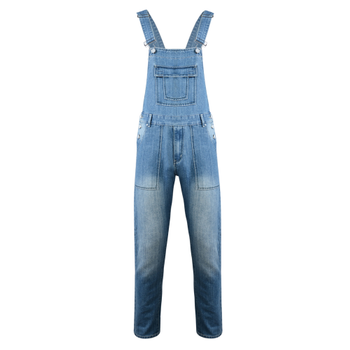 KAM Demin Dungarees Light Used -  - Melvinsi
