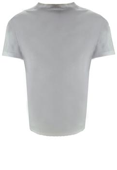Duopak T-shirts van Melvinsi Fashion met V hals. Gemaakt van zacht katoen voor optimaal draagcomfort.
