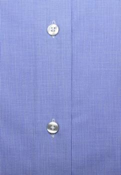 Strijkvrije, effen grote maten herenoverhemd met lange mouwen van Melvinsi, met chique details zoals een contrast kleur aan de kraag, de knooplijst en de manchetten. Dubbele kraag met wit accent met button down. Zowel zakelijk als casual op een spijkerbroek te dragen. Het overhemd is rond afgezoomd.