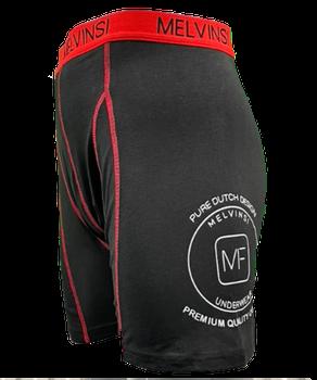 Onze nieuwe 3-pack heren boxershorts van Melvinsi zijn perfect voor een man met een maatje meer! Dit komt door de brede elastische tailleband die als gegoten om je lichaam valt. De elastische band en zachte, luchtige stof zorgen voor je optimale pasvorm. Je ontvangt in een 3-pack: 1 navy, 1 grijs en 1 zwarte boxershort. Bestel nu 2x een 3-pack en profiteer van 10 euro extra voordeel!6 boxershortsvoor €59,90€ 49,90 De XXXL - 8XL boxershorts zijn allemaal dezelfde prijs, dus bij ons kost jouw maat niet meer dan die van een ander. Alle maten hebben bij ons altijd dezelfde prijs! Bekijk ook onze andere grote maten onderbroeken. LET OP: Vanwege hygiëne kan dit product niet worden geruild of retour gezonden!