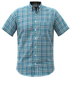 Melvinsi Overhemd met korte mouwen  -  - Melvinsi